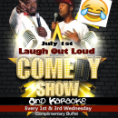 Laugh out loud Wednesday inMontgomery