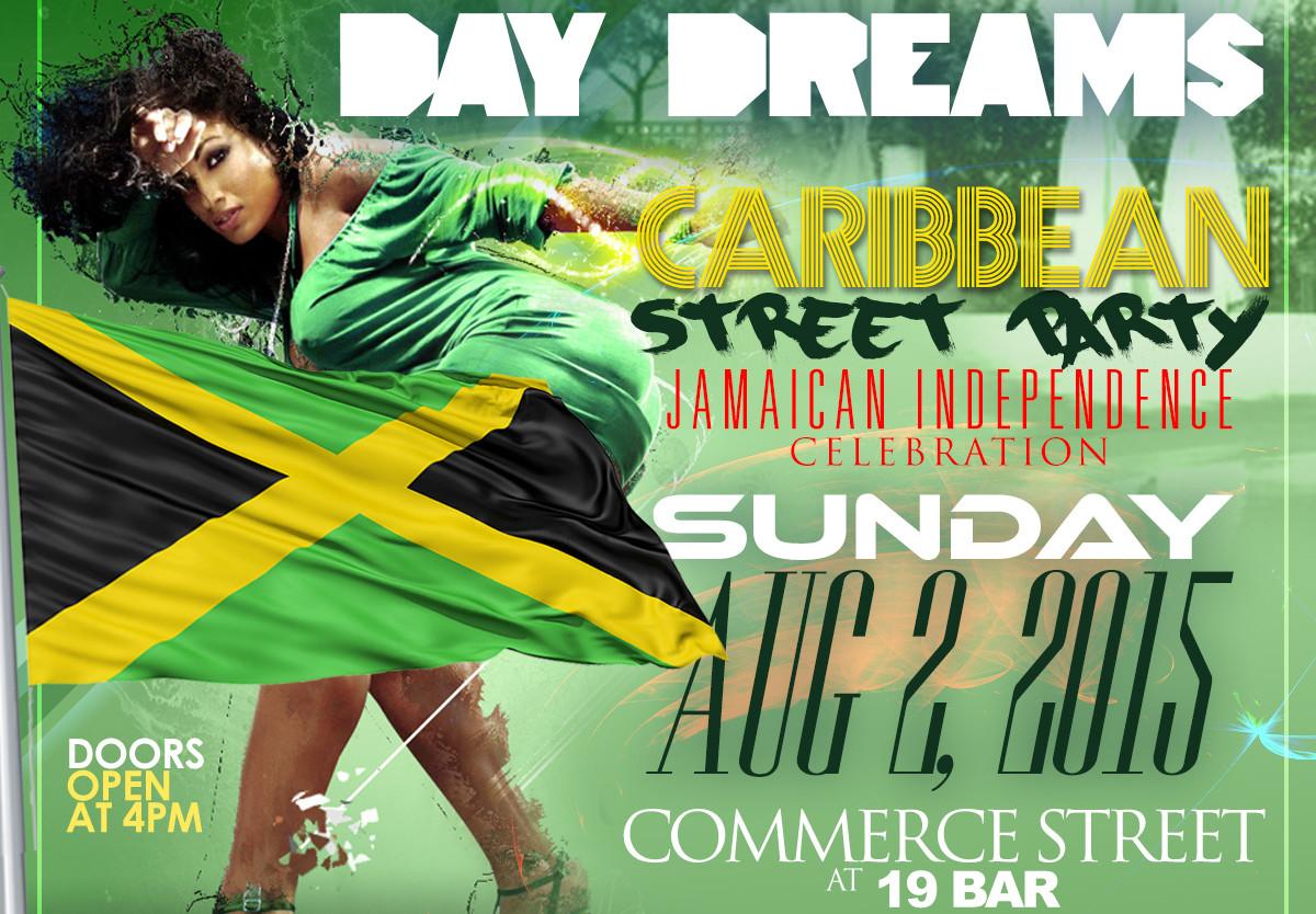 DayDreams: Caribbean Street Party