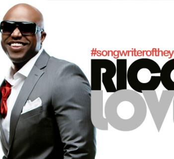 Rico Love, inMontgomery Music Festival