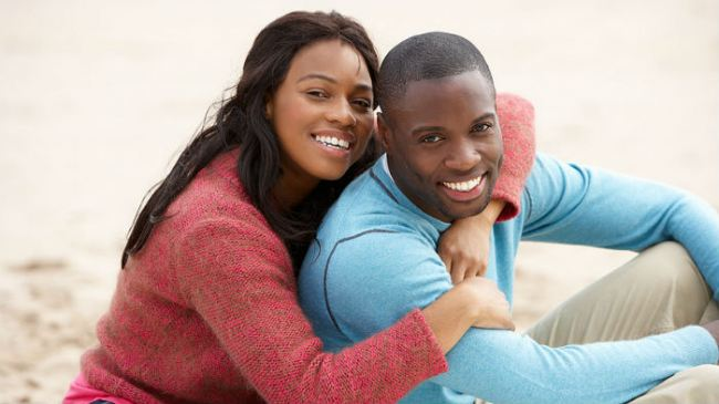 black-couple-50 percent of women have back up plan
