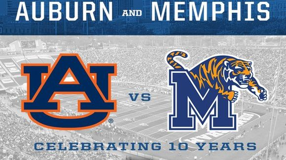 Auburn's 31-10 win over Memphis in Birmingham Bowl