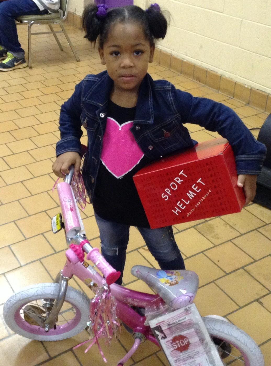 Christmas Bike Give Away - inMontgomery - inCity Magazine