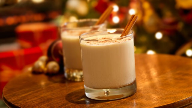 What's In Your Eggnog?
