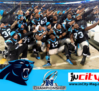 Carolina Panthers Super Bowl 50 NFL inCity Magazine