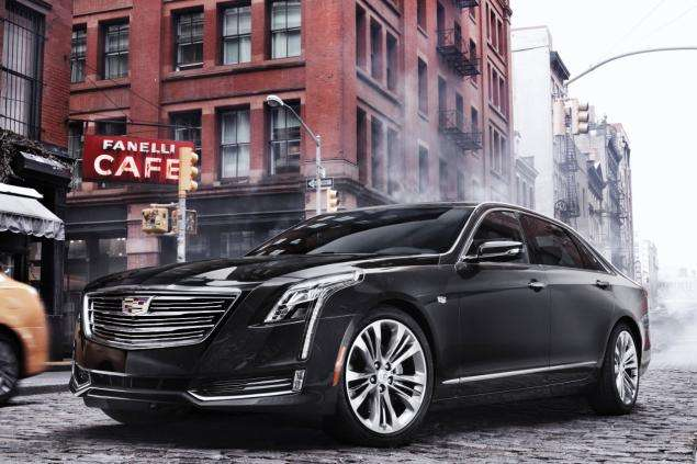 inCity Magazine 10 Cars Cadillac ct6