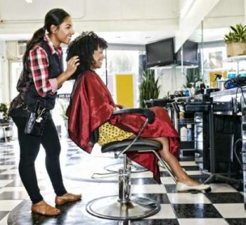 inCity Magazine Hairstylist