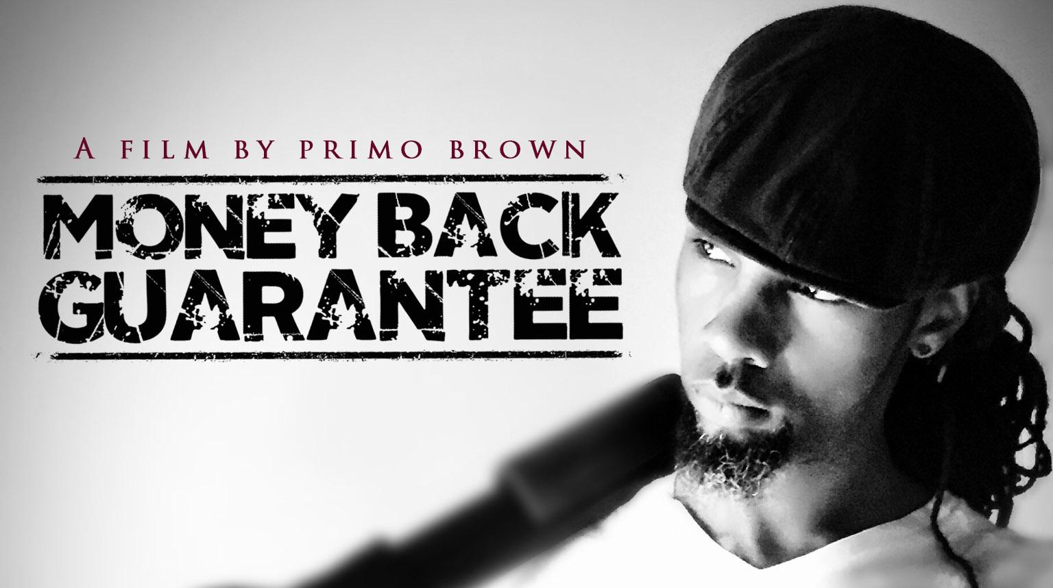 """Money Back Guarantee"" Lights, Camera, Action"