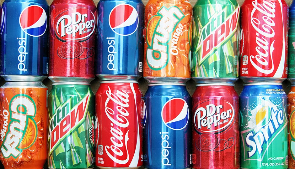 America's Beverage Companies Start Work To Reduce Beverage Calories