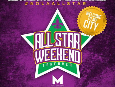 2017 All Star Weekend, New Orleans, inCity Magazine