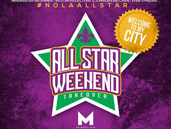 NBA All Star Events inNewOrleans