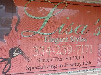 Lisa Elegant Styles Montgomery Alabama