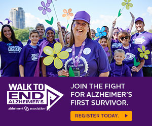 Why The Alzheimer's Association?