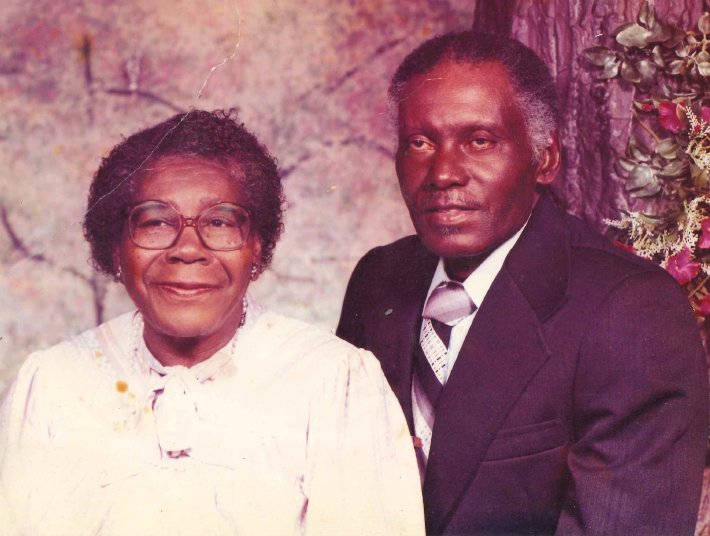 Milford Story - (pictured above) Fannie and Ab McKeithen inCity Magazine