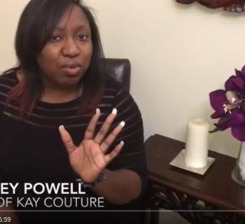 Brit'tney Powell, Kay Couture, incity magazine, walmart, Shonda Rhimes