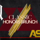 Classic Honors Brunch sponsored by inCity Magazine
