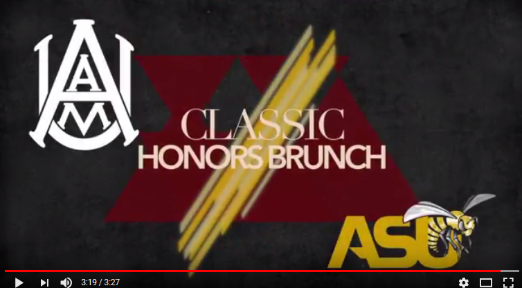 Classic Honors Celebrate ASU & AA&M Trailblazing Influencers