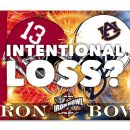 iron bowl loss a setup, alabama, auburn, sec football, ncaa