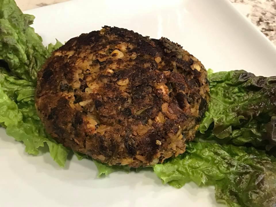 Chef Ly Fine Cuisines_inCity Magazine_Veggie Burger