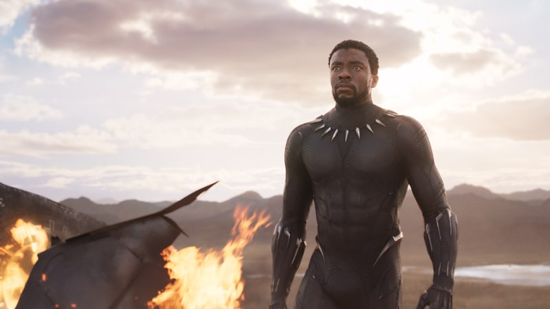 Why a 'Black Panther' Movie Is Revolutionary