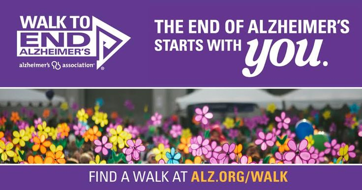 Why I Walk For ALZ