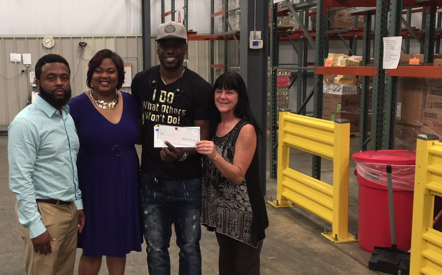DayDreams Event Serves Over 1,000 Meals