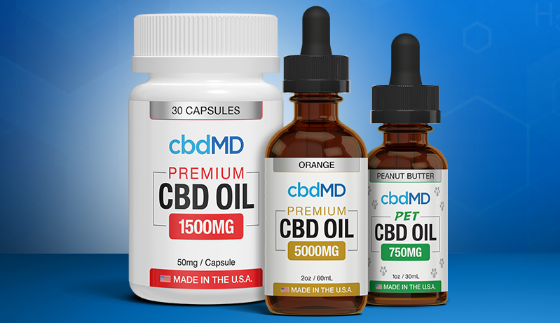 Level Brands Signs Merger Agreement to Acquire Cannabidiol Consumer Products Brand cbdMD
