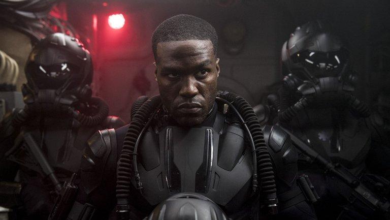 How 'Aquaman' Star Yahya Abdul-Mateen II Found a Community of Actors