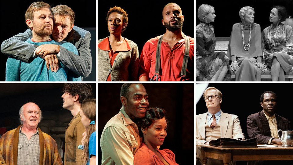 David Rooney: The Best New York Theater of 2018
