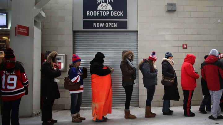 The Long Lines for Women's Bathrooms Could Be Eliminated. Why Haven't They Been?
