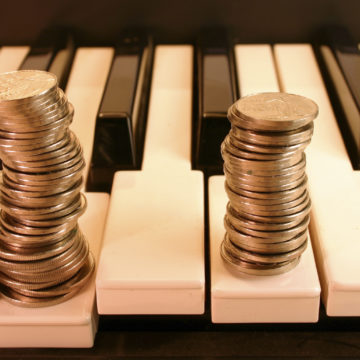 Four things to do if you want to make money in music