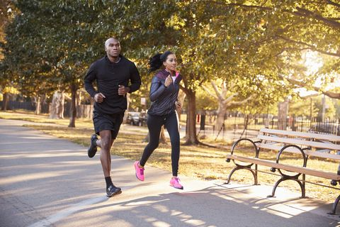 What a Brief Jog Can Do for Your Brain
