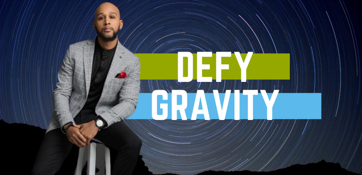 "Ivan Thomas: How People Can ""Defy Gravity"""