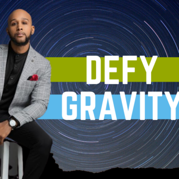 """Ivan Thomas: How People Can """"Defy Gravity"""""""