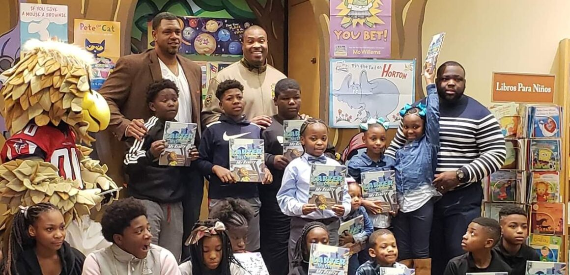 Tyrell Zimmerman Helps Parents Guide Black Kids Through Trauma With Children's Book