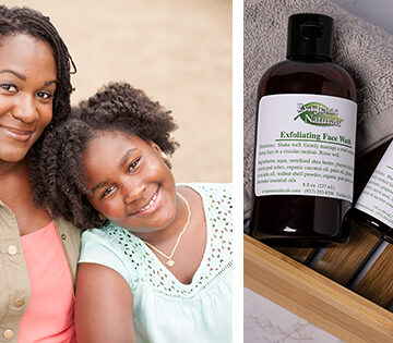 Mompreneur Lydia Gibson Creates All Natural Vegan Skincare Line To Soothe Daughter's Eczema