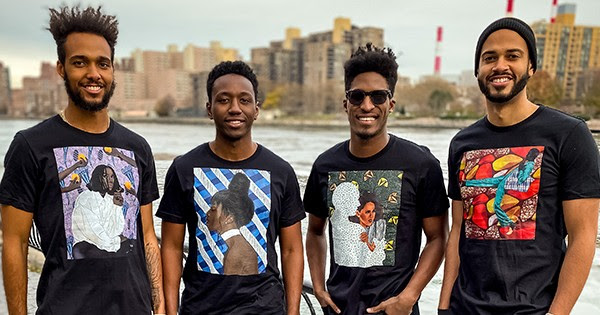 """Black Owned Streetwear Brand""""ArtistsUntold"""" Launches To Support Under Represented Artist"""