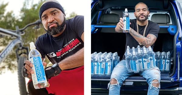 Dj Kayotic Becomes Brand Ambassador At Black Owned Bottle Water Company