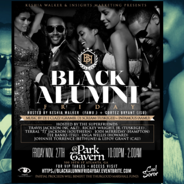 """""""Black Alumni Friday"""" Here's What You Need To Know"""