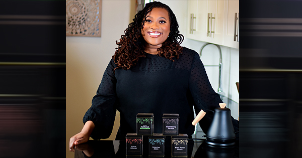 Niya Vatel CEO of Tea And I Announces New Line Of Herbal Tea And Accessories For Fall
