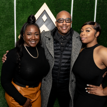 ManCave Atlanta Celebrates The Holidays With Brunch For Atlanta's Finest