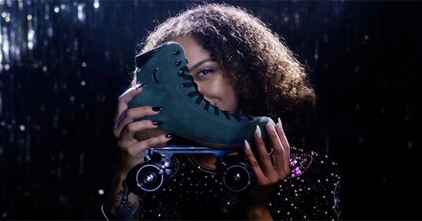 Adrienne Cooper Skates Into The Future with: Moonlight Roller