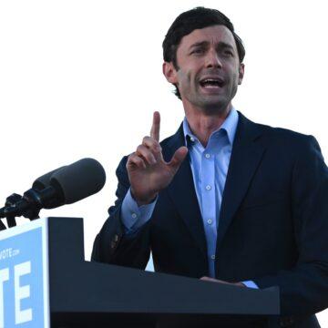 Ossoff win in Georgia