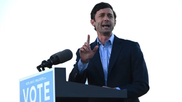 Ossoff win in Georgia