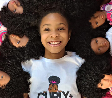 Zoe Oli: 8 Year Old CEO And Author Empowering Young Girls