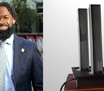 Black Entrepreneur Gerald Baptiste: Makes History Distributing Air Purifiers That Combat Airborne Viruses