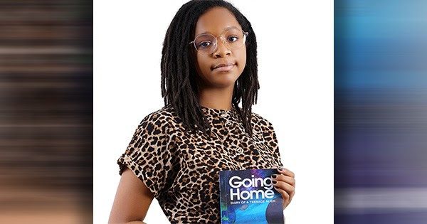 BLACK PRE-TEEN AUTHOR, KANDE SUMMERS, RELEASES SCI-FI BOOK