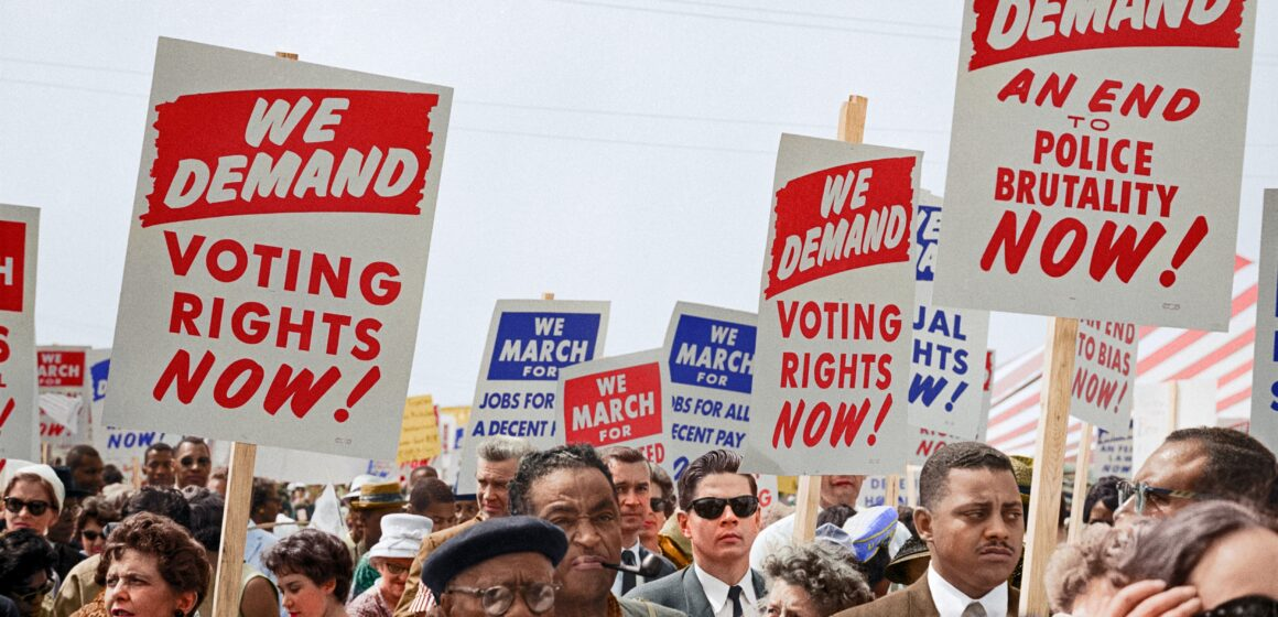 Voter Suppression Persists: Judicial Reform Is Needed