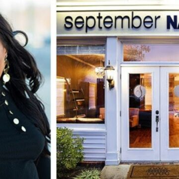 Black-owned nail salon featured in Facebook's National Small Business Campaign.