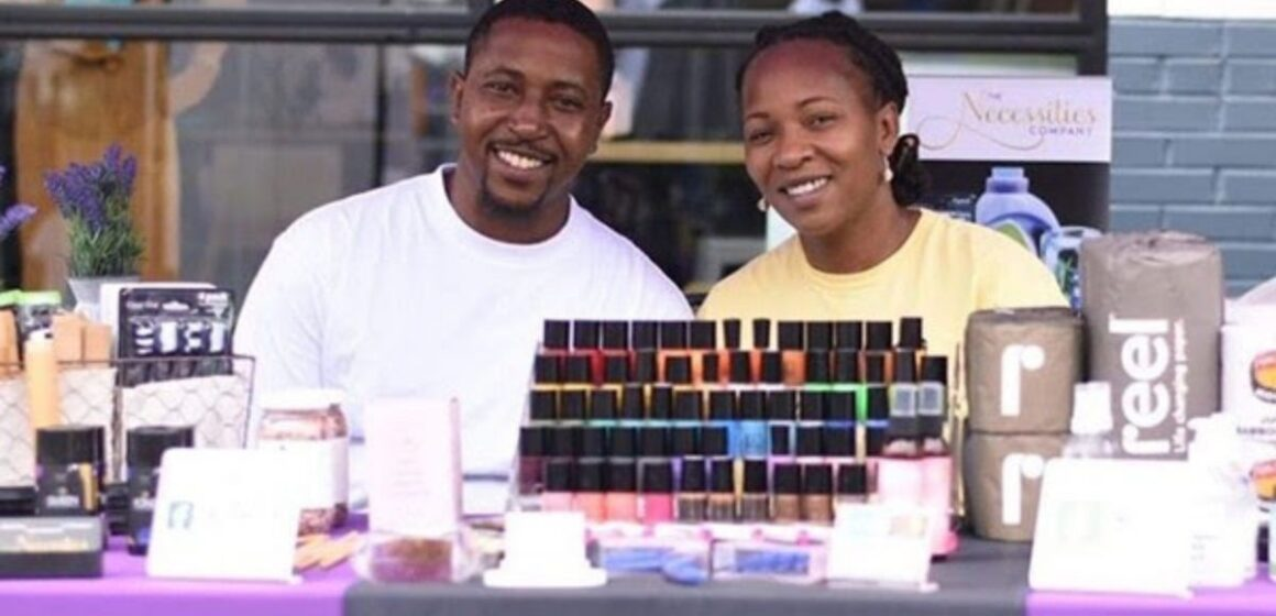 Couple opens online store with over 170 black-owned products from over 58 business