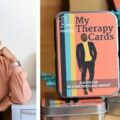 Black psychologist releases first-ever therapy card deck for black men